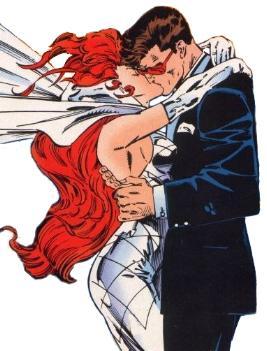quien... para vosotros es la pareja mas linda del universo marvel? Cyclope-JeanGrey